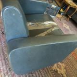 50er jaren fauteuil voorheen